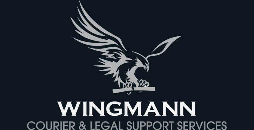 wingmann courier legal support services